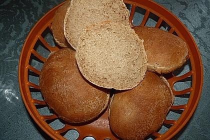 Brötchen für Hamburger (Bild)
