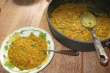 Rote Linsen - Curry 28