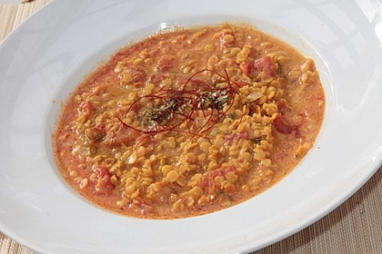Rote Linsen - Curry 7
