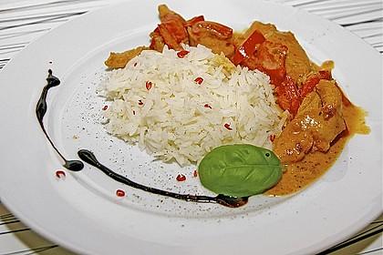 Hähnchen mit Reis 1