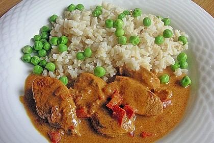 Hähnchen mit Reis 27