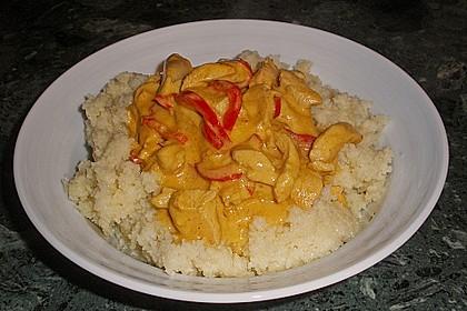 Hähnchen mit Reis 37