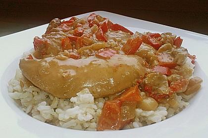 Hähnchen mit Reis 47