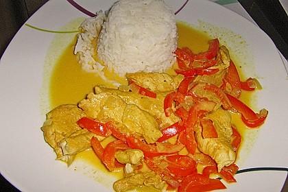 Hähnchen mit Reis 57