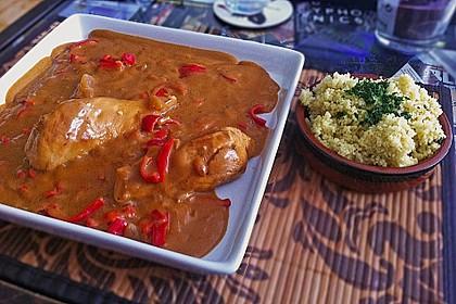 Hähnchen mit Reis 36