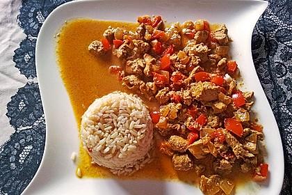 Hähnchen mit Reis 2