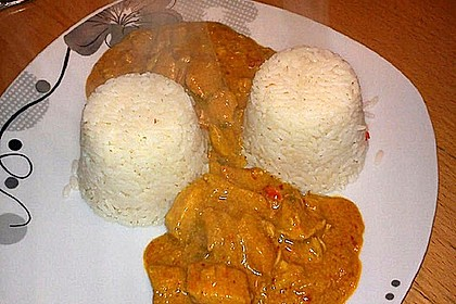 Hähnchen mit Reis 11