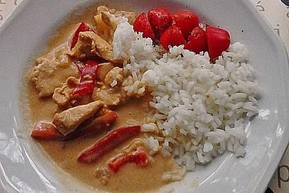 Hähnchen mit Reis 20