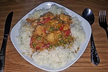Hähnchen mit Reis 56