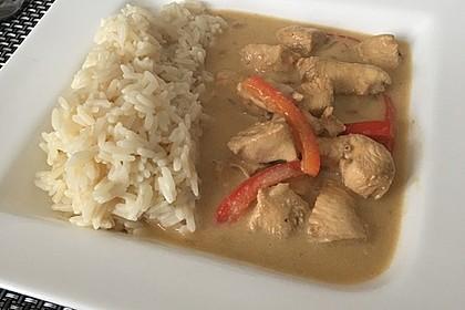 Hähnchen mit Reis 48