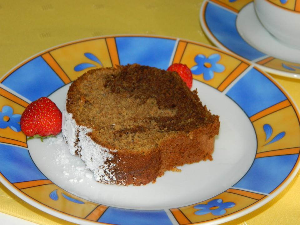 Dinkel Marmorkuchen Von Gretchen Chefkoch De