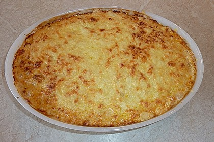 Kartoffelauflauf mit Mais und Paprika 21