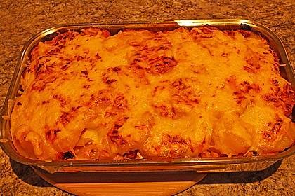 Kartoffelauflauf mit Mais und Paprika 24