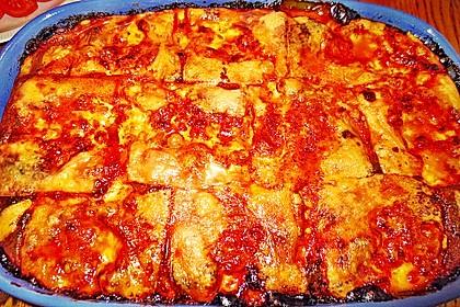 Kartoffelauflauf mit Mais und Paprika 15