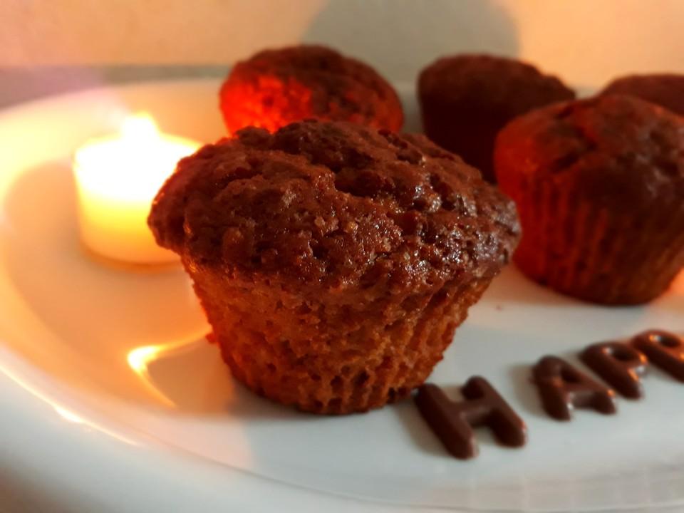 Apfelmus Haferflocken Muffins Von Mane Chefkoch De