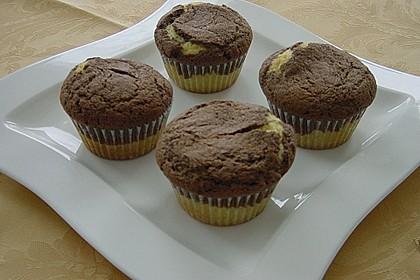 Marmorierte Muffins 16