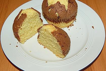 Marmorierte Muffins 18
