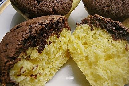 Marmorierte Muffins 14
