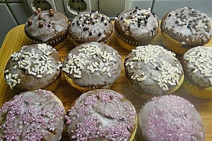 Marmorierte Muffins 19