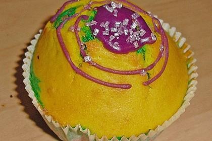 Marmorierte Muffins 20