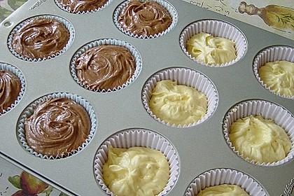 Marmorierte Muffins 28