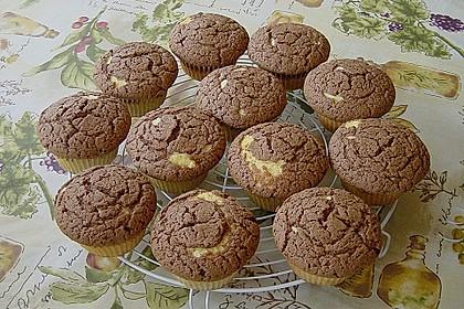 Marmorierte Muffins 27