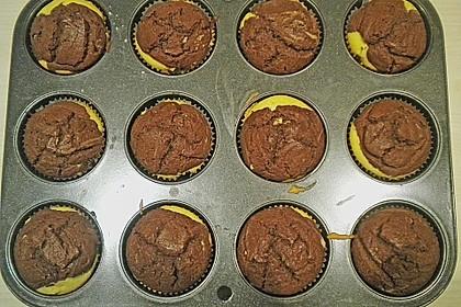 Marmorierte Muffins 25