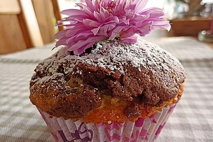 Marmorierte Muffins 8