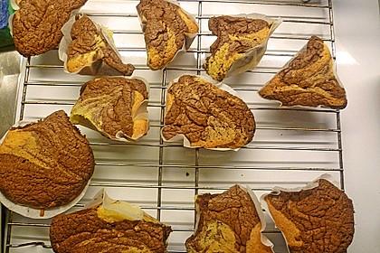 Marmorierte Muffins 30