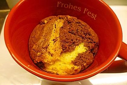 Marmorierte Muffins 13