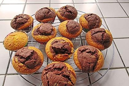 Marmorierte Muffins 29