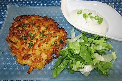 Würzige Gemüsepuffer 2