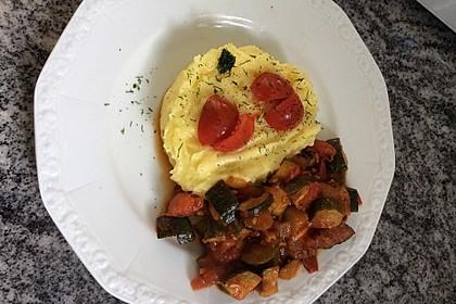Zucchini - Tomaten - Gemüse 11