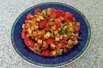 Zucchini - Tomaten - Gemüse 26