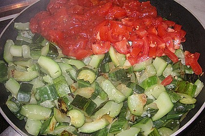Zucchini - Tomaten - Gemüse 27