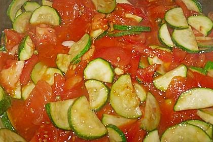 Zucchini - Tomaten - Gemüse 22