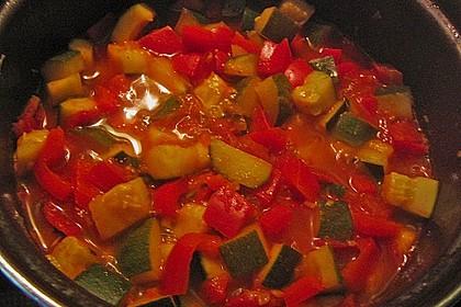 Zucchini - Tomaten - Gemüse 14