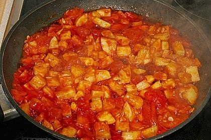 Zucchini - Tomaten - Gemüse 41