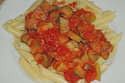Zucchini - Tomaten - Gemüse 32
