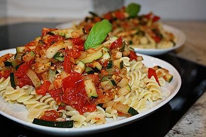 Zucchini - Tomaten - Gemüse 7