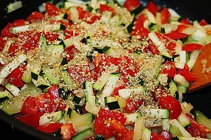 Zucchini - Tomaten - Gemüse 19