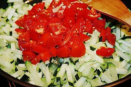 Zucchini - Tomaten - Gemüse 38