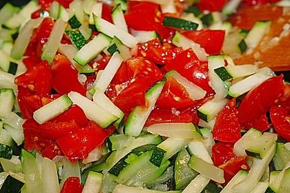 Zucchini - Tomaten - Gemüse 9