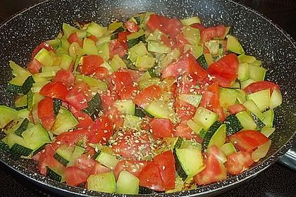 Zucchini - Tomaten - Gemüse 15