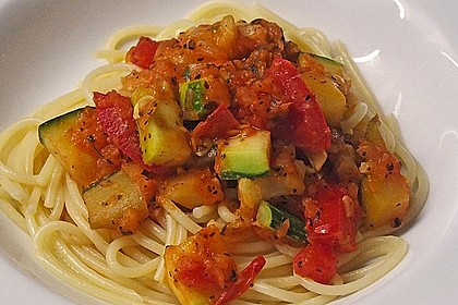 Zucchini - Tomaten - Gemüse 2