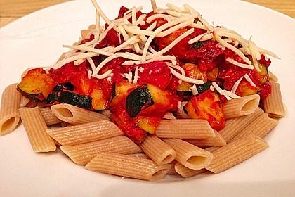 Zucchini - Tomaten - Gemüse 3