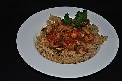 Zucchini - Tomaten - Gemüse 33