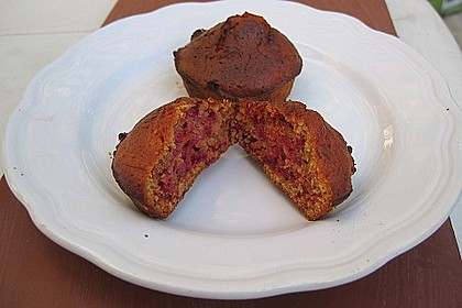 Rote Bete - Muffins 1