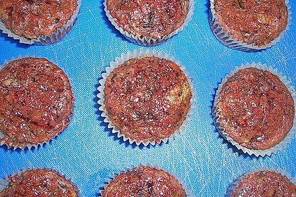Rote Bete - Muffins 3