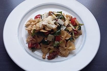 Der beste italienische Nudelsalat (Bild)